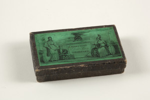 Box for Best Fancy Thimbles, location unknown, undated