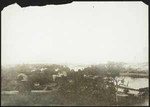 View of the Piscataqua River and Portsmouth, Portsmouth, New Hampshire, 1912