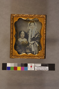 Barbara W. Cotton and Charlotte H. Cotton