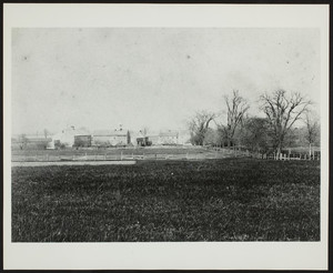 Exterior view of the Spencer-Peirce-Little Farm, Newbury, Mass., undated