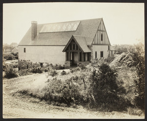 Exterior view of the Gallery on the Moors, Gloucester, Mass., undated