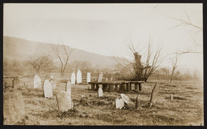 Burying Ground, Deerfield, Mass., 1883-1886