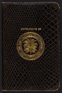 Notebook for The East Hartford Trust Company, East Hartford, Connecticut, 1928