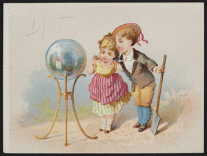 Trade card A. Stowell & Co., jewelers, 16 Winter Street, Boston, Mass., undated