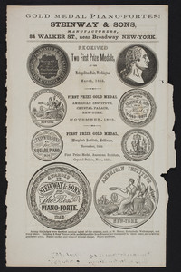 Advertisement for Austin's Patent Cream Freezer, J. & C. Berrian, 601 Broadway, New York, New York, April 1857