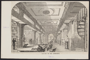 Library of the Athenaeum