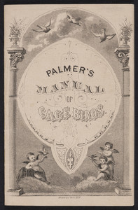 Palmer's manual of cage birds, Solon Palmer, perfumes, soaps, cosmetics, 376 Pearl Street, New York, New York, 1879