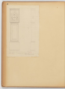 Miscellaneous. Easels. Pedestals. Clocks. -- Page 40