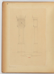 Miscellaneous. Easels. Pedestals. Clocks. -- Page 42