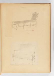Sofas. Hall Seats. Settles. -- Page 17