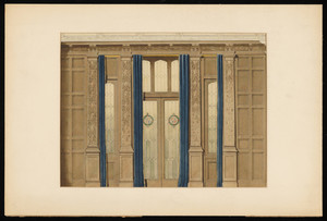 Elevation of Doors and Windows