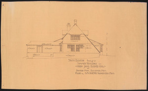 South elevation of Beauport, the Sleeper-McCann House, Gloucester, Mass.