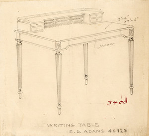 """""""Writing Table"""""""