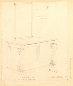 """Console Table"""