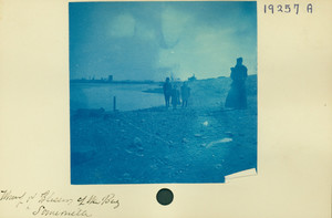 Wharf, blessing of the bay, Somerville, Mass., undated