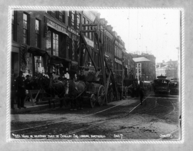 Work in western part of Scollay Sq. looking northerly Sec.7