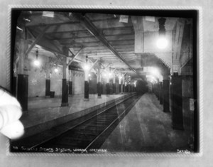 Scollay Sq. station looking northerly