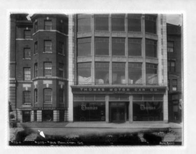 925-915 Boylston Street, Boston, Mass., April 5, 1912