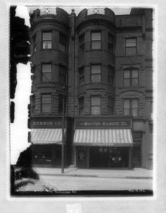 907-911 Boylston Street, Boston, Mass., May 18, 1912