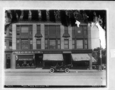 903-893 Boylston Street, Boston, Mass., April 11, 1912