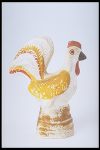 Chalkware Rooster