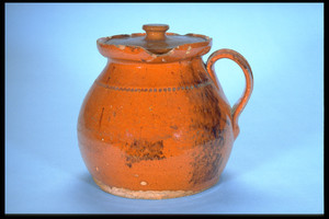 Bean Pot with Lid