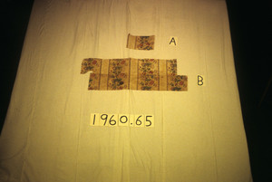 Bed Curtain Fragment