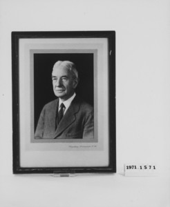 Photograph of Fred M. Sise