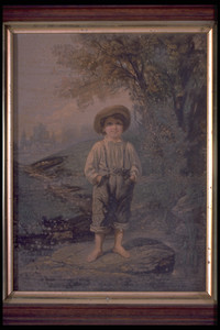 Whittier's Barefooted Boy