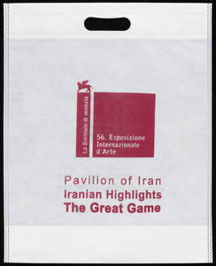 Iranian Highlights : The Great Game : bag