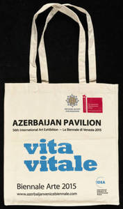 Beyond the Line : Azerbaijan Pavilion : bag