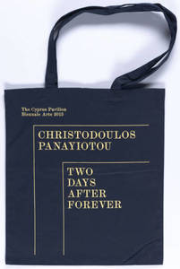 Christodoulos Panayiotou : Two Days After Forever : bag