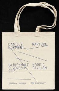 Camille Norment : Rapture : bag