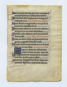 "Otto F. Ege, ""Fifty Original Leaves from Medieval Manuscripts"", 12th-15th century"
