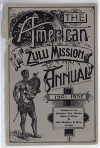 The American Zulu Mission Annual