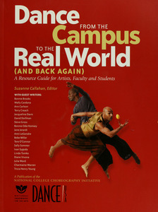 Dance from the campus to the real world and back again