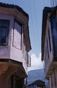 Architecture in Ohrid