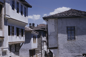 New architecture in Ohrid