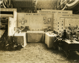 Massachusetts Governmental Activities Exposition Photograph Album, 1930