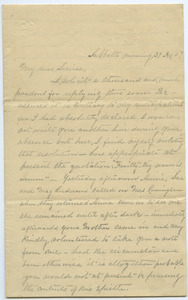 Burgett-Irey Family Papers, 1832-2012