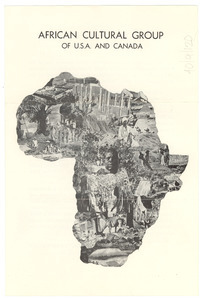 African Cultural Group of U.S.A. and Canada