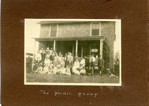 The picnic group