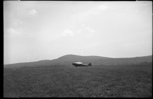 Airplane field, New York