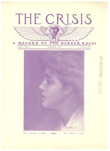 Crisis, volume three, number five [cover]