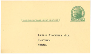 Cheney Day and Community League Day Fair postcard
