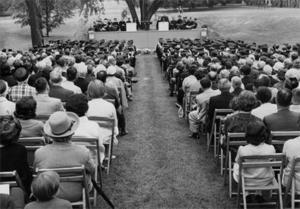 1964 Commencement Proceedings.