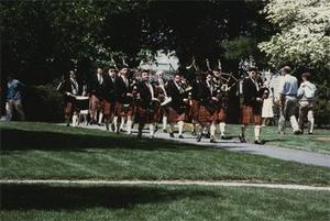Bagpipers 1993.