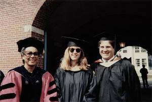 Group Photo Commencement 1993.