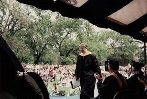 Carl Sagan's Honorary Degree.