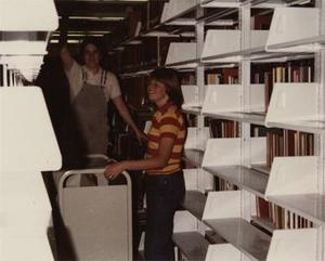 1981 Summer Book Shift.